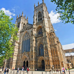 York Minster England Uk  AdobeStock 24057627