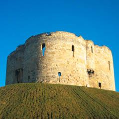 yorks castle  AdobeStock 29356909