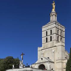 Avignon Cathedral AdobeStock 128204432