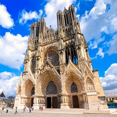 Notre Dame Cathedral AdobeStock 96422858