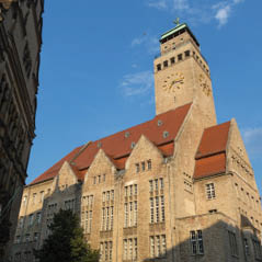 rathaus schoneberg