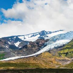 Vatnajokull glacier Skaftafell 90489581 AdobestockRF