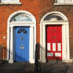 brick home dublin ireland