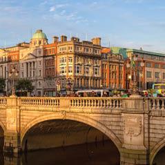 Dublin Ireland OConnell Street
