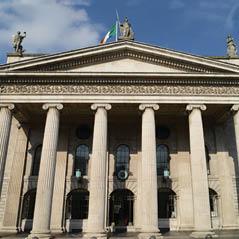 general post office dublin ireland