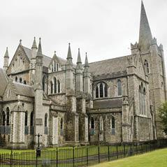 st patrick cathedral dublin ireland