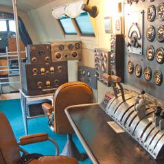 Foynes B314 Cockpit