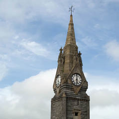 waterford clock tower