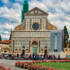 Piazza Santa Maria Novella Florence
