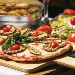 Pizza Flatbread 119944187 Fotolia