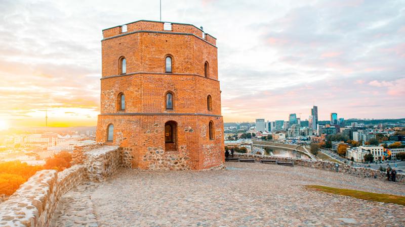 must do 2 gediminas tower