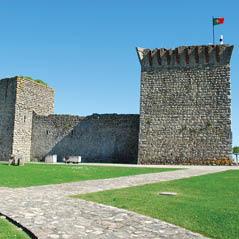 ourem castle lisbon portugal AdobeStock 13921527