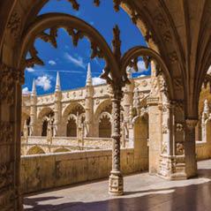 jeronimos monastery portugal AdobeStock 126913546