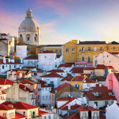 old city Alfama lisbon portugal AdobeStock 142877675