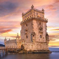 Tower of Bel m lisbon portugal AdobeStock 79866321