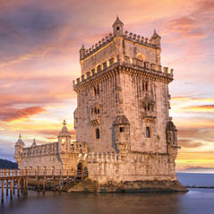 Tower of Bel m lisbon portugal AdobeStock 79866321