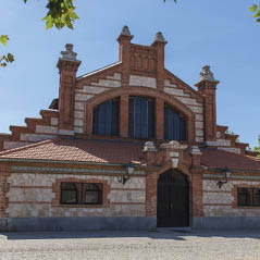 Matadero madrid spain AdobeStock 164869151