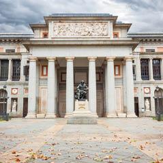 Museo del Prado madrid spainAdobeStock 56522761