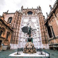 Seville cathedral spain AdobeStock 136352438