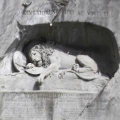 Lion Monument AdobeStock 44278384