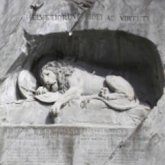Lion Monument AdobeStock 44278384