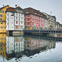 lucern old town swizz AdobeStock 107988089