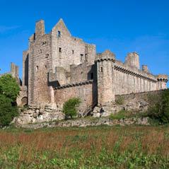 Craigmillar Castle Scotland  AdobeStock 32106608