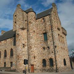 St Mungo Museum Glasgow Scotland  AdobeStock 515435