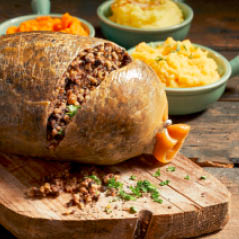 scottish haggis AdobeStock 142504679