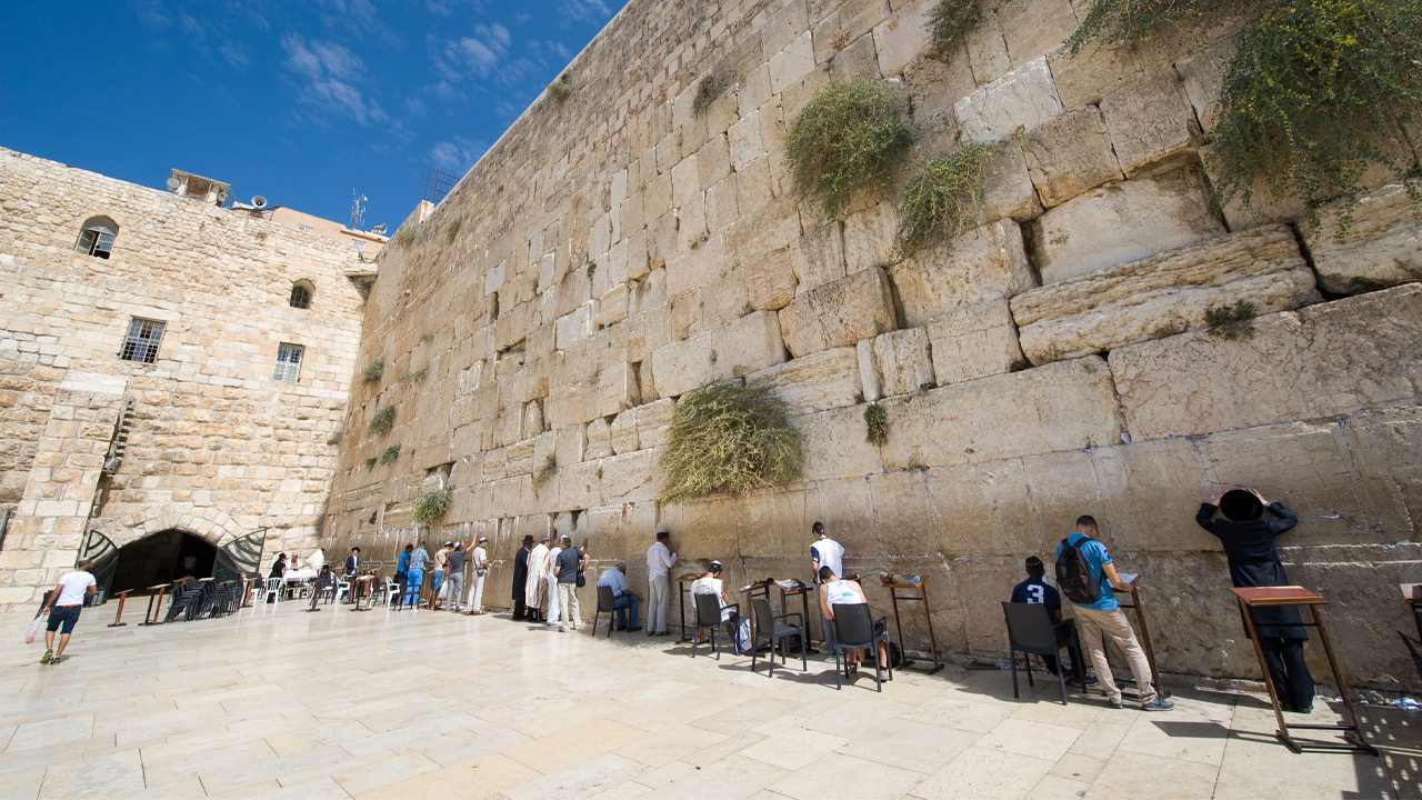 israel a journey of faith tour