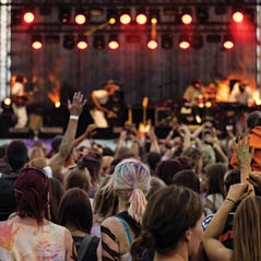 music festival AdobeStock 166138038