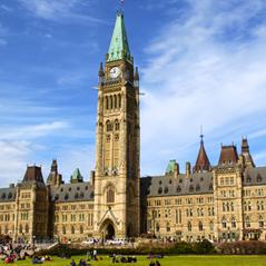 Quebec City Parliament