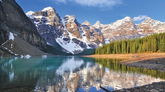 American Island In Canada