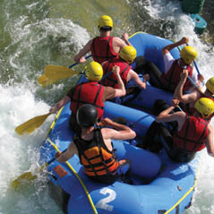 whitewater rafting 2