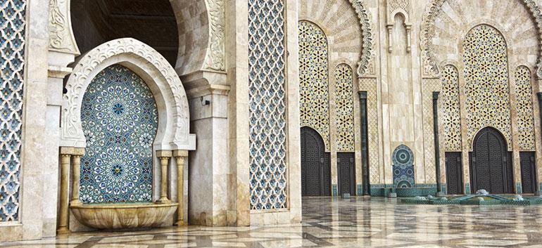 colors morocco