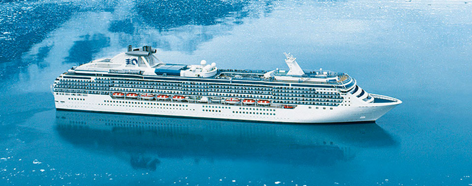 Coral Princess - Collette