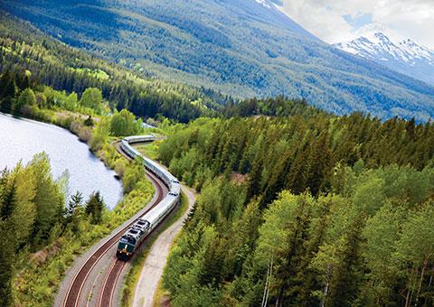 VIA RAIL - Canada