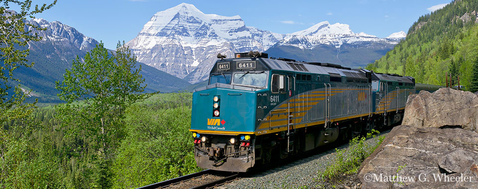 Train Vacations in Canada - Train Trips & Rail Vacations