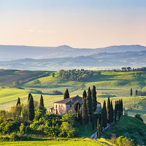 spotlight tuscany