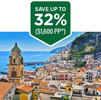 rome amalfi coast tour