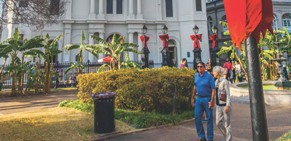 neworleans holiday tour