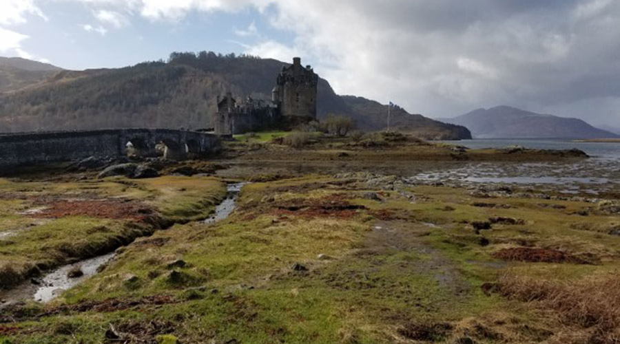 My Incredible Adventures in Scotland