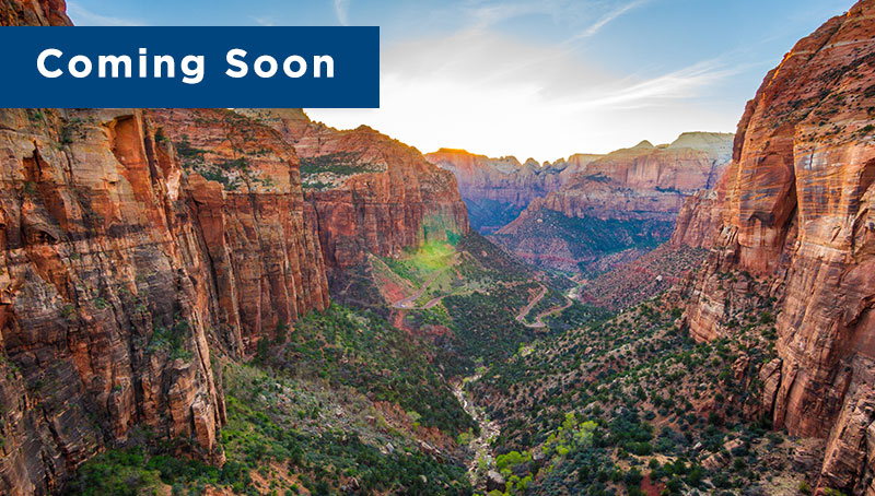 canyons coming  soon