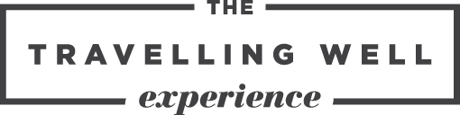 The Travelling Well Experience Logo