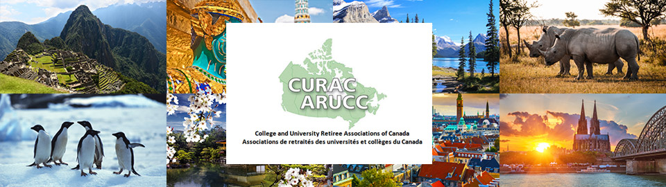 travel planning college and university retiree associations of