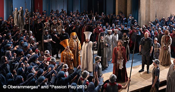 Oberammergau Discover Switzerland Passion Play
