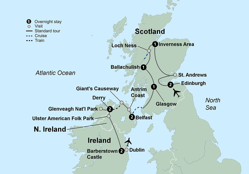 Travel scotland visit ireland tour ireland and scotland collette exploring scotland and ireland 2018 web gumiabroncs Gallery
