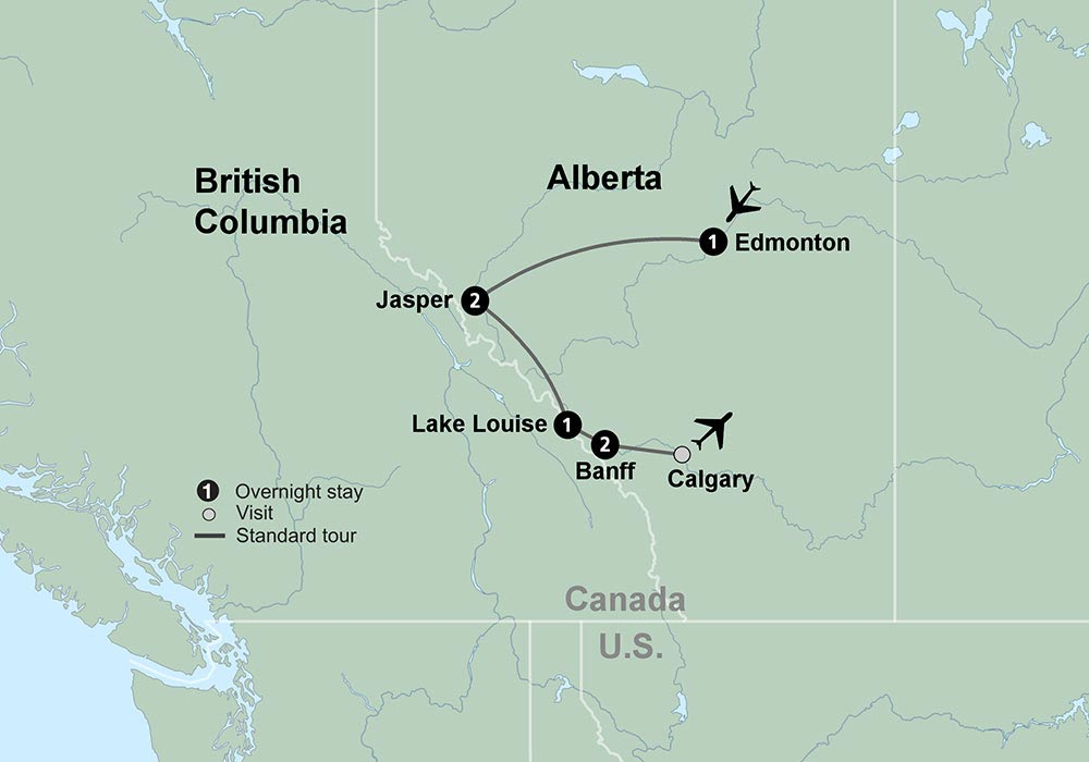 Travel To Canada Holiday Package Collette