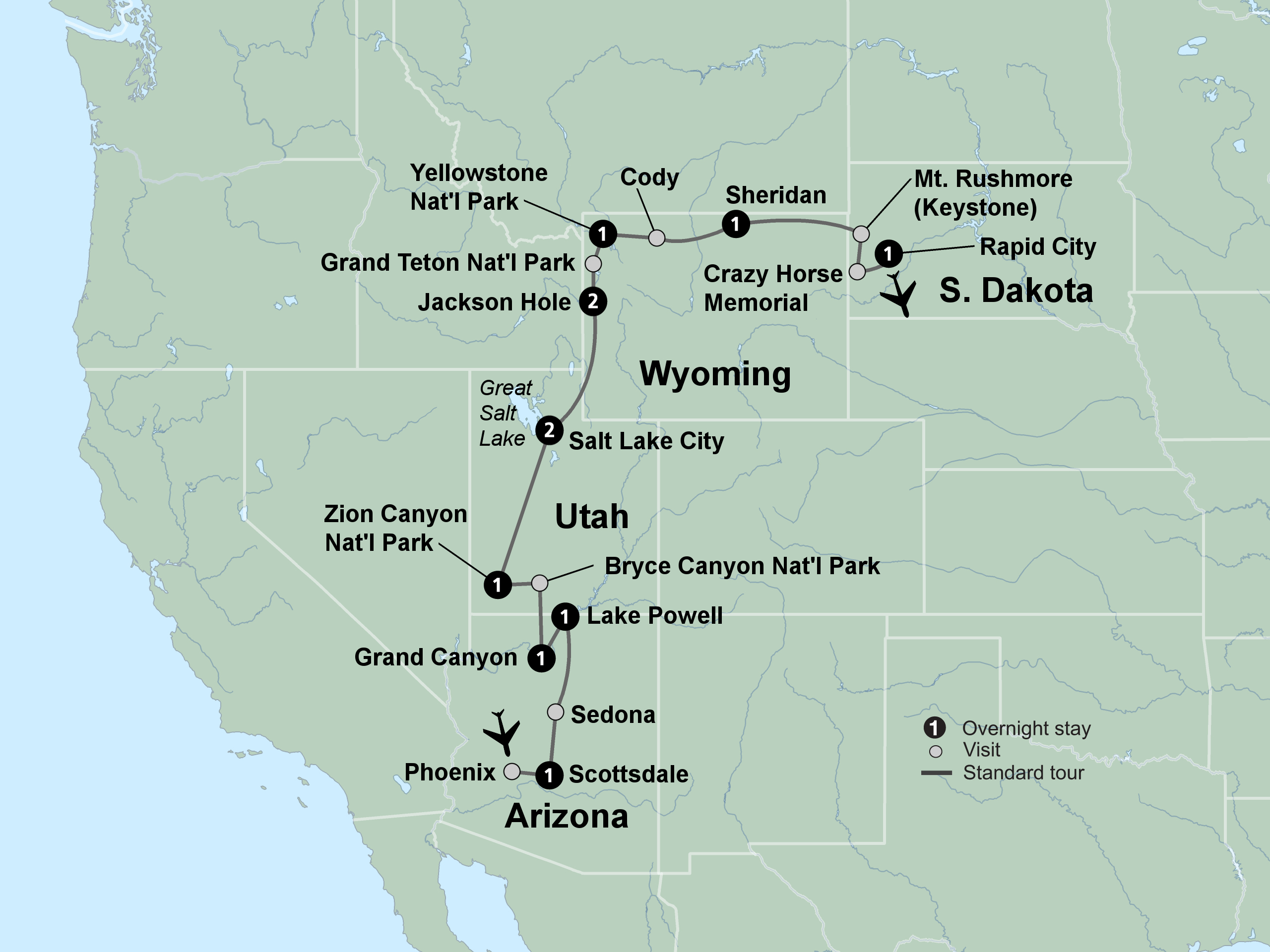 Reference Map Of Minnesota USA Nations Online Project A New Map - California national parks usa map
