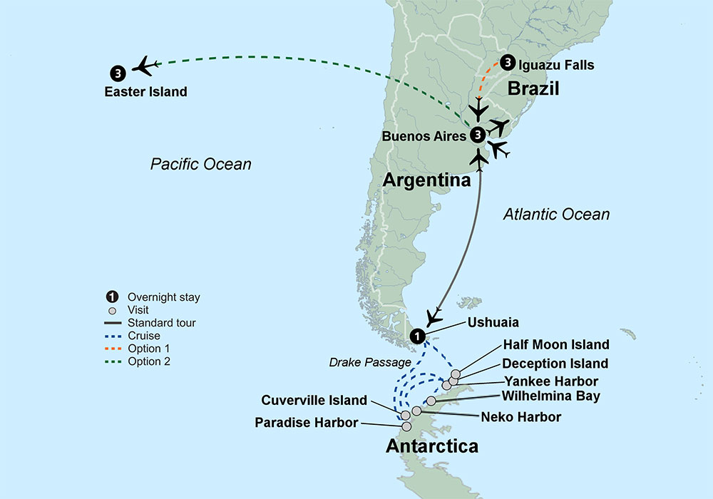 Adventure To Antarctica Travel Tours Collette